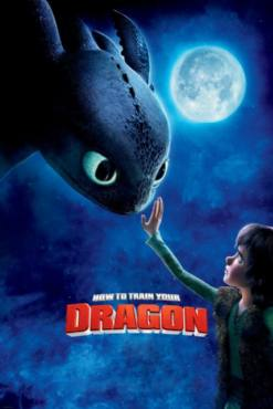 How to Train Your Dragon(2010) Cartoon