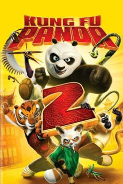 Kung Fu Panda 2(2011) Cartoon