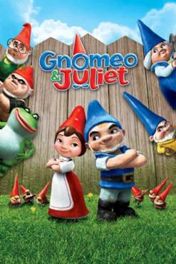 Gnomeo and Juliet(2011) Cartoon