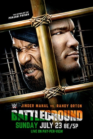 WWE: Battleground(2017) Movies